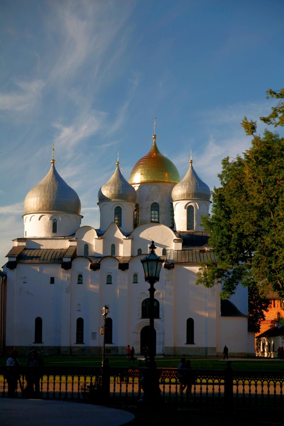 Novgorodin kirkko