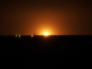 Siinä se on, Sojuz-raketti!