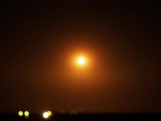 Raketti vai aurinko, no raketti!