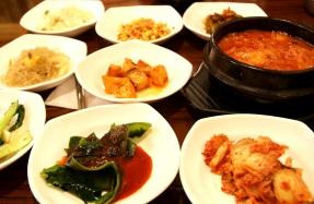 Mongolian korealaista ruokaa