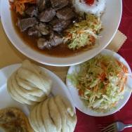 Kunnon eväät Mongoliassa