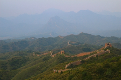 Kiinan muuria
