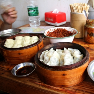 Dumplingseja kiinalaisittain