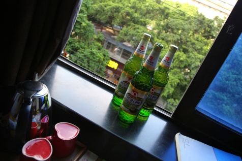 Kaljat ikkunalla