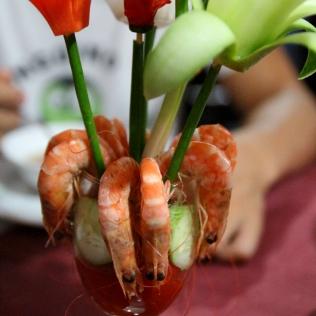 Katkarapucoctail Halon Baylla, Vietnamissa