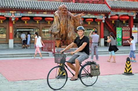 Pyöräilyn mallisuoritus
