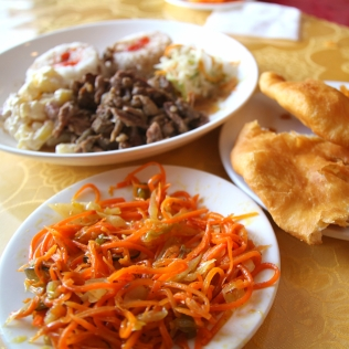 Superruokaa Mongoliasta