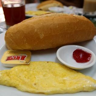 Aamupalaa vietnamilaisittain