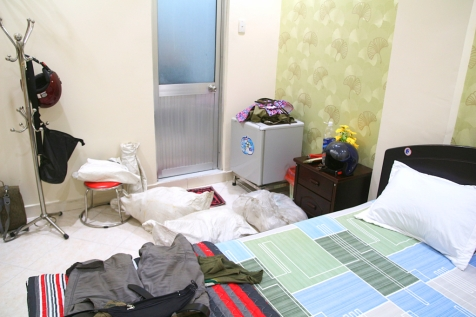 Guesthouse Quan San, HCMC, 12 €