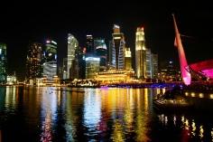 Singapore illalla
