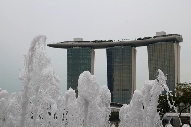 Singaporen kuuluisa kattolaiva