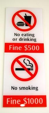 Ei ruokia, ei juomia, ei tupakkaa