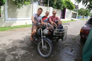 Kiertoajelu alkakoon, Banda Aceh