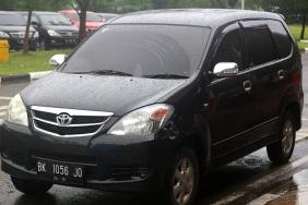 Taksilla lauttaterminaaliin, Banda Aceh