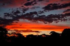 Ensimmäisen päivän auringonlasku