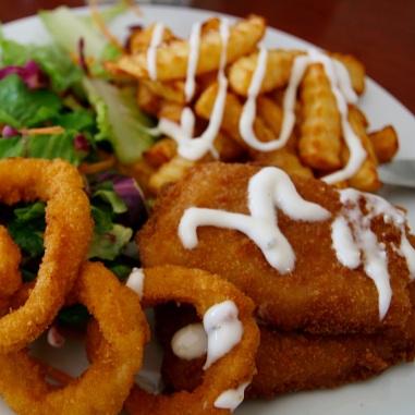 Fish and chips ja paljon muuta, Australia
