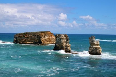 Great Ocean roadin varrelta