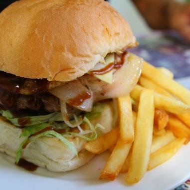 Works burger, Australia