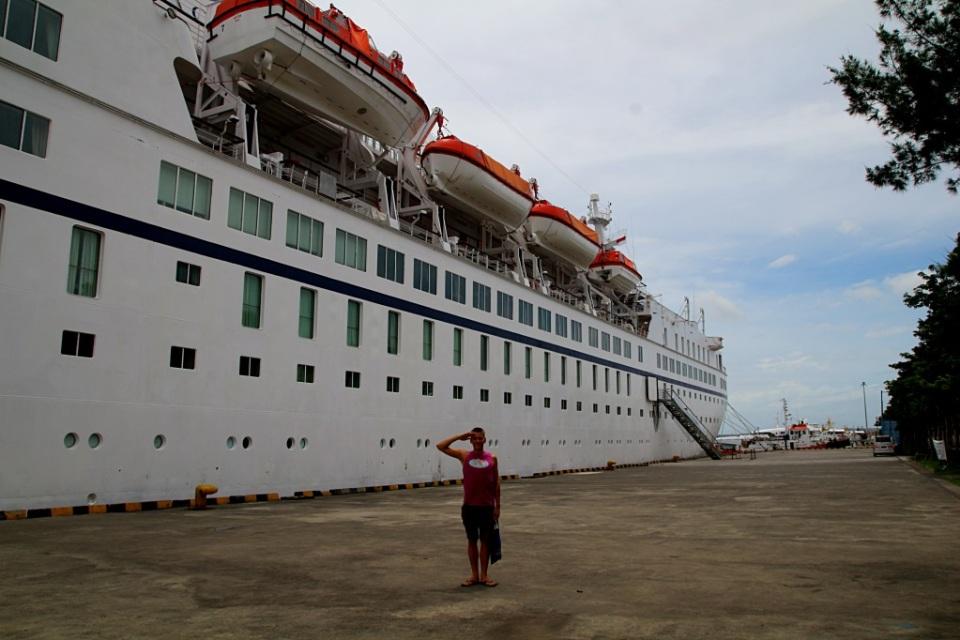 Balilta lähdössä