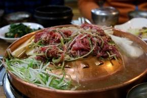 Bulgogi, tuo Etelä-Korean herkku