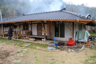 Perinteinen korealainen talo