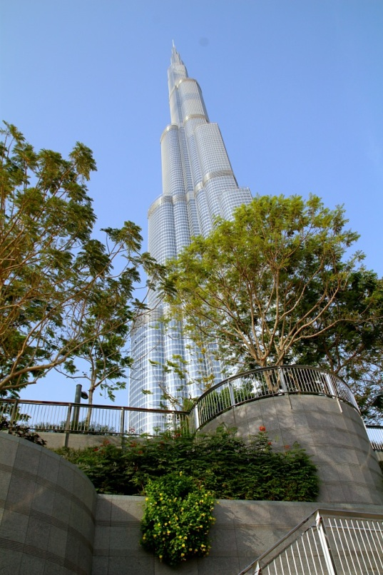 Maailman korkein torni, Burj Khalifa