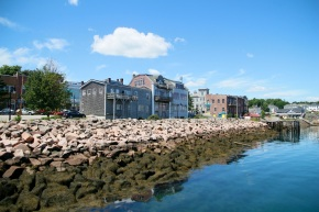 Eastport, Maine, USA