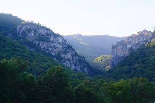 Upeita kallioita