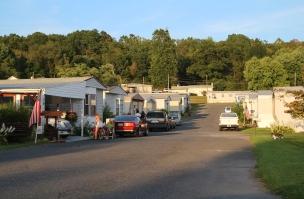 Motor homes -kylä