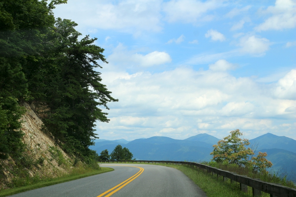 Blue Ridge Mountain Parkway