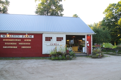 Farmers' marketilla, Freeport