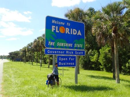 Floridas ollaan