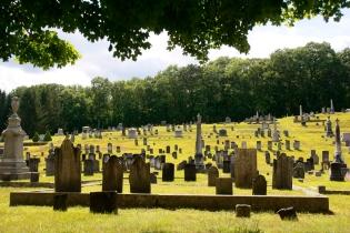 Upea hautuumaa