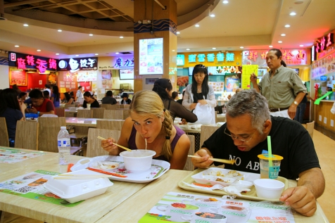 Kiinalaista ja taiwanilaista ruokaa