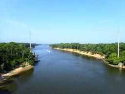 Näkymät sillalta