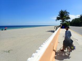 Palm Beachin rantabulevardilla