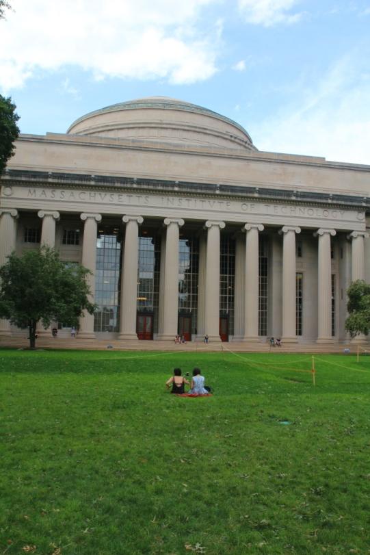 MIT, Boston