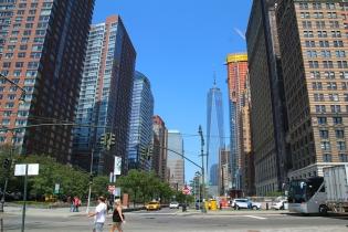 Näkymiä Manhattanilta