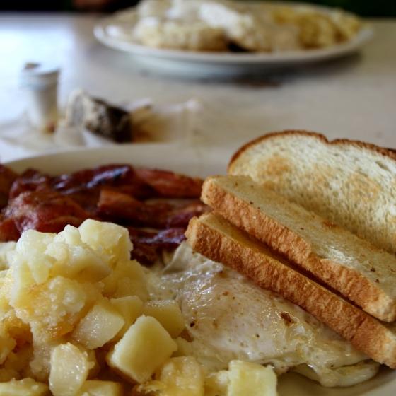 Aamupala amerikkalaisittain