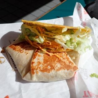 Taco Bellissä