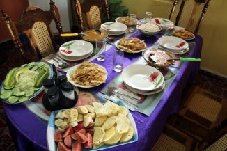 Illallinen valmiina, Vinales