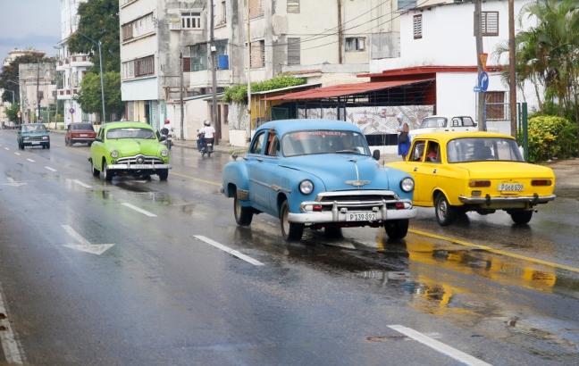 Matkalla Havannassa