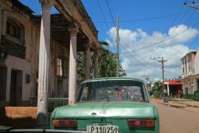 Mikä perinteinen kuubalainen auto?