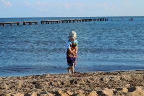 Lapsen iloa Batabanossa