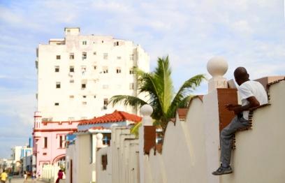 Mietiskelyä Havannassa