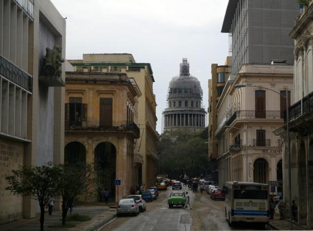 Vanhasta kaupungista