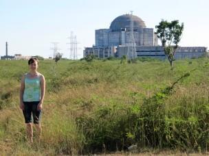 Elina ja ydinvoimala