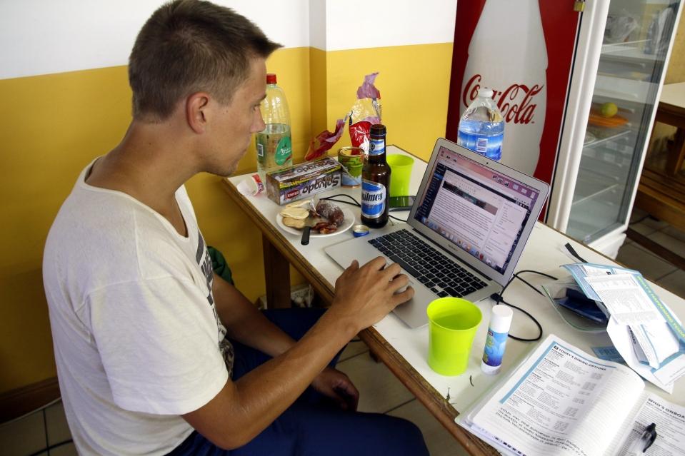 Blogipäivityksiä Argentiinasta