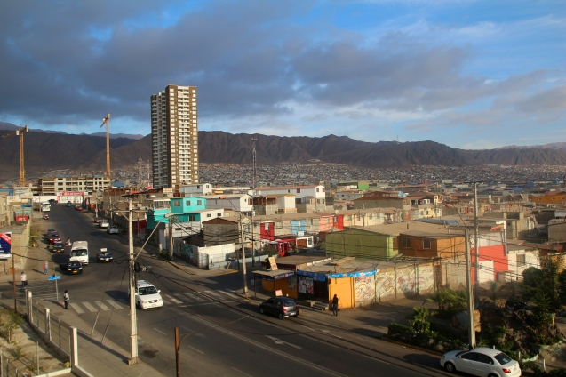 Antofagasta eilisiltana