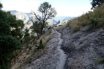 Tarahumaran jäljillä